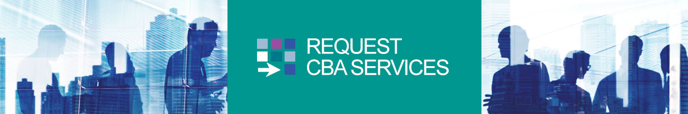 Request CBA Services